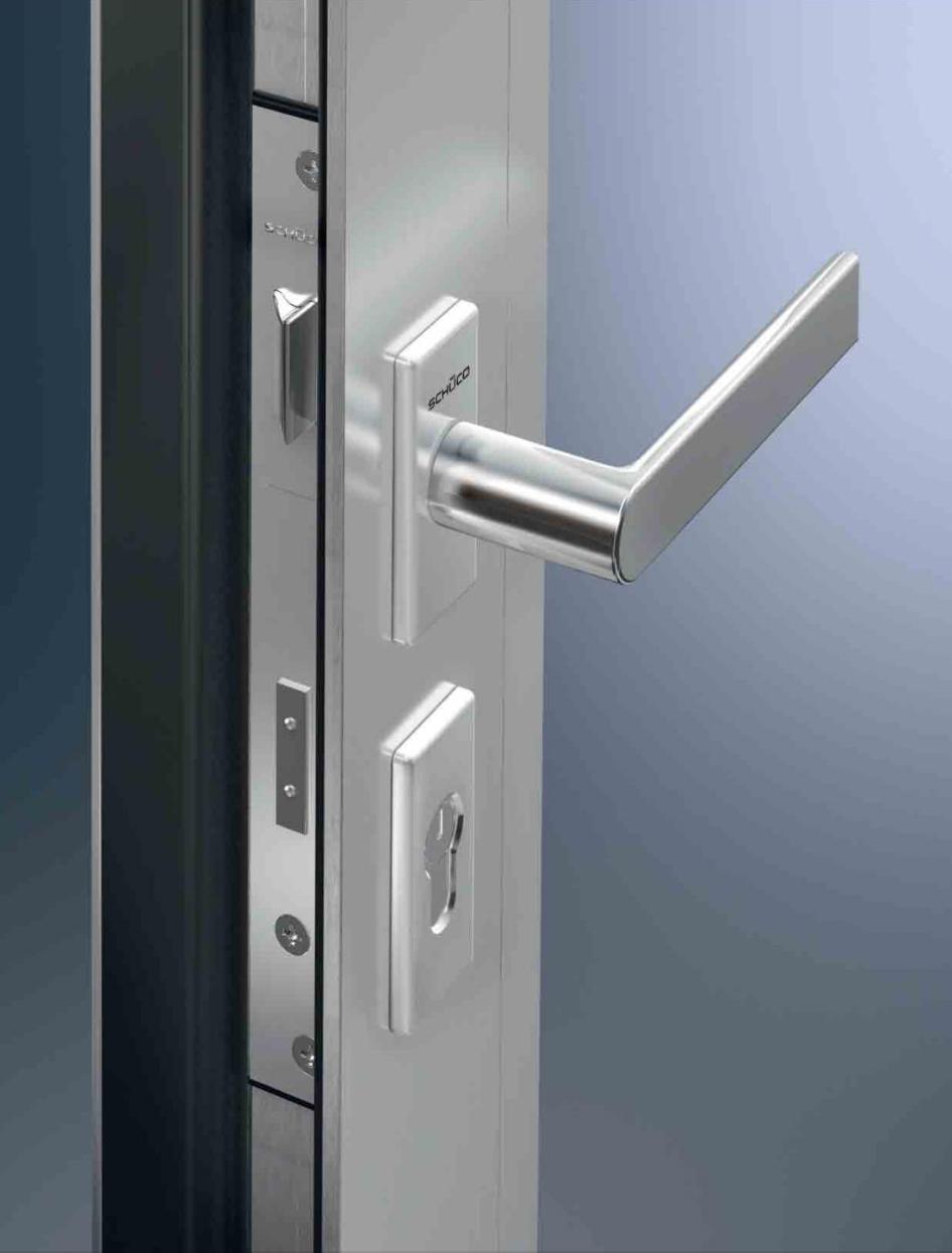 Mâner Schuco ușă Aluminiu